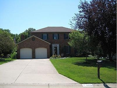 West Chester Single Family Home For Sale: 7774 Wethersfield Drive