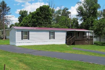 Highland County Single Family Home For Sale: 6825 Heather Moor Trail