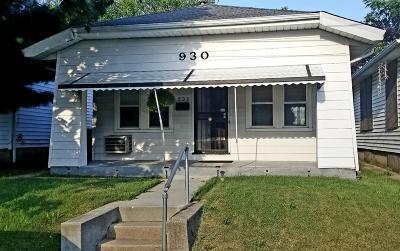 Hamilton Single Family Home For Sale: 930 S Eleventh Street