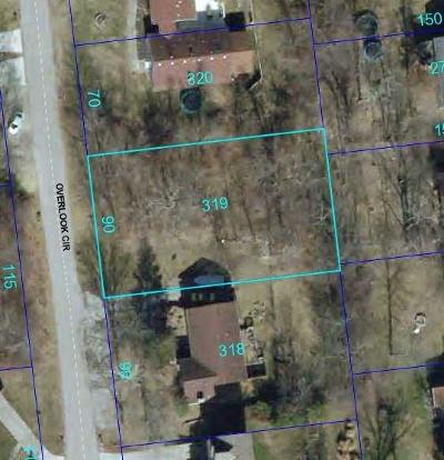 Lawrenceburg Residential Lots & Land For Sale: 319 Overlook Circle