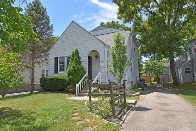 Single Family Home For Sale: 7311 Iuka Avenue