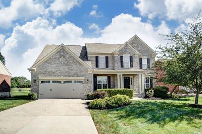 Hamilton Single Family Home For Sale: 3018 Audubon Drive