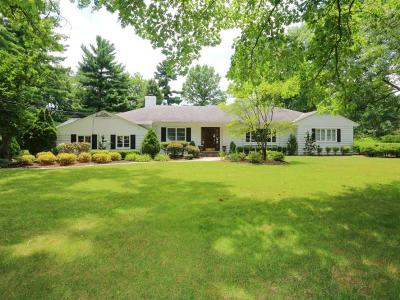 Indian Hill Single Family Home For Sale: 7205 Brill Road