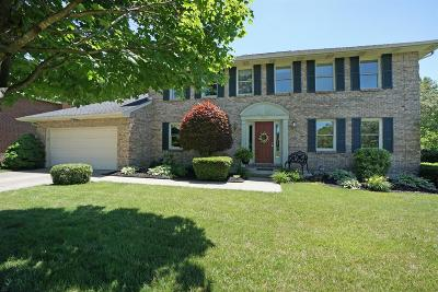 West Chester Single Family Home For Sale: 7093 Gregory Creek Lane