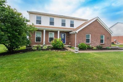 Mason Single Family Home For Sale: 5065 Stableton Drive