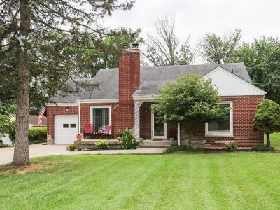 Single Family Home For Sale: 6029 Allison Avenue