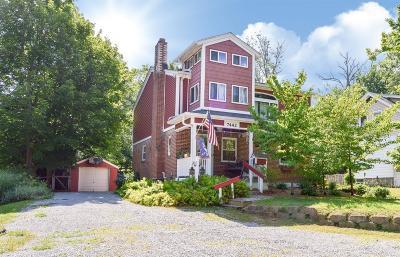 Single Family Home For Sale: 7442 Miami Avenue