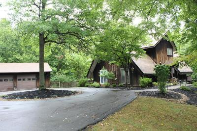 Miami Twp Single Family Home For Sale: 4368 Zion Road