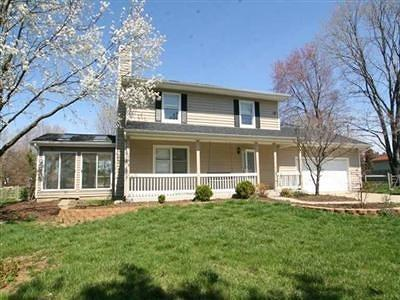 Mason Single Family Home For Sale: 6700 Irwin Simpson Road