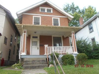 Hamilton Single Family Home For Sale: 643 Franklin Street
