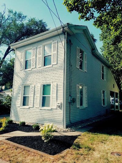 Hamilton Single Family Home For Sale: 718 Buckeye Street