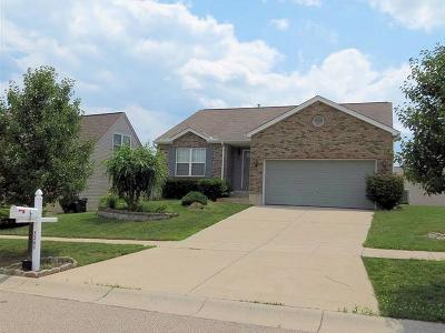 Hamilton Single Family Home For Sale: 7561 Sycamore Woods Lane