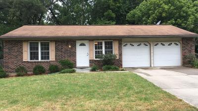 Fairfield Single Family Home For Sale: 6051 Happy Valley Court