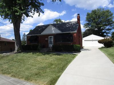Sharonville Single Family Home For Sale: 10644 Lemarie Drive
