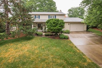 Fairfield Single Family Home For Sale: 5794 Valley Forge Drive