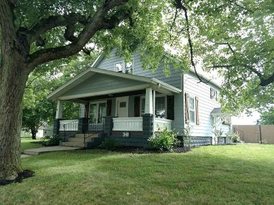 Adams County, Brown County, Clinton County, Highland County Single Family Home For Sale: 341 N State Route 72