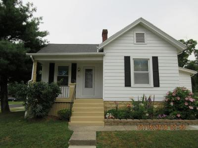 Cincinnati Single Family Home For Sale: 3928 Webster Avenue