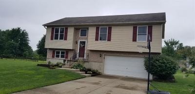 Mt Orab Single Family Home For Sale: 210 Katelin Lane