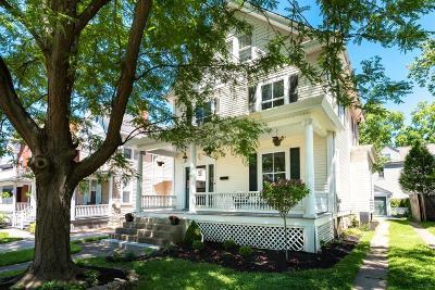 Cincinnati Single Family Home For Sale: 3602 Edwards Road