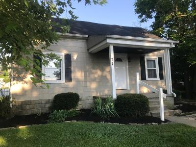 Adams County, Brown County, Clinton County, Highland County Single Family Home For Sale: 37 Josephine Street