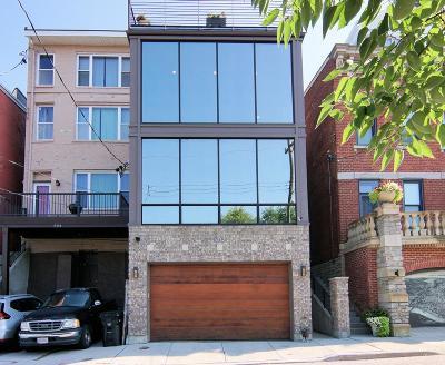 Cincinnati Single Family Home For Sale: 502 Baum Street