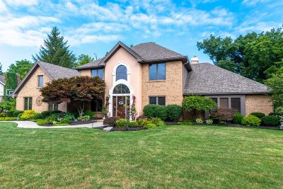 Warren County Single Family Home For Sale: 25 Lincolnshire Lane