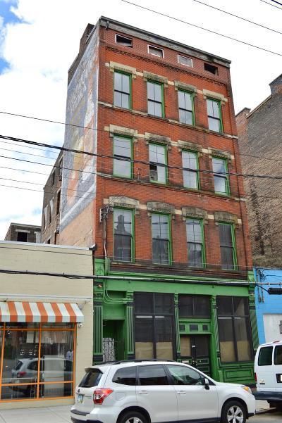 Cincinnati Multi Family Home For Sale: 1725 Elm Street