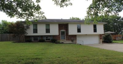 Liberty Twp Single Family Home For Sale: 6434 Liberty Fairfield Road