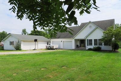 Highland County Single Family Home For Sale: 4450 Mt Zion Road