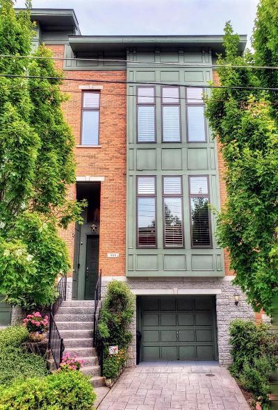 Cincinnati Single Family Home For Sale: 988 Paradrome Street