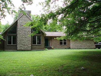 Clermont County Single Family Home For Sale: 3527 Rodgers Lane