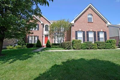 Hamilton Single Family Home For Sale: 1192 Autumn Run Drive