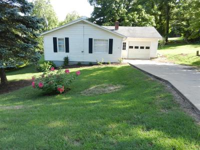 Adams County, Brown County, Clinton County, Highland County Single Family Home For Sale: 212 E Grant Avenue