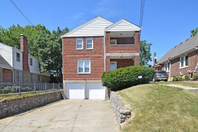Cheviot Condo/Townhouse For Sale: 4158 Homelawn Avenue