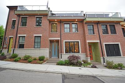 Cincinnati Single Family Home For Sale: 1340 Spring Street