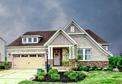 Deerfield Twp. Single Family Home For Sale: 9766 Kensington Lane