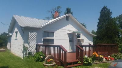 Scott Twp OH Single Family Home For Sale: $44,900