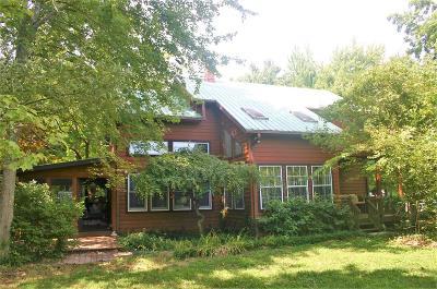 Sunman Single Family Home For Sale: 11055 Moonbeam Lane