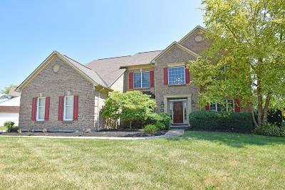Mason Single Family Home For Sale: 4164 Melampy Creek Lane