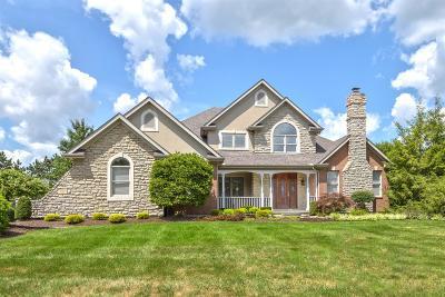 Delhi Twp Single Family Home For Sale: 777 Arborrun Drive