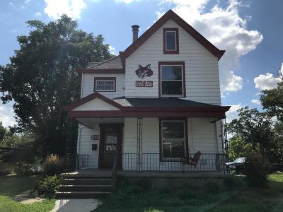 Oxford Multi Family Home For Sale: 100 S College Avenue