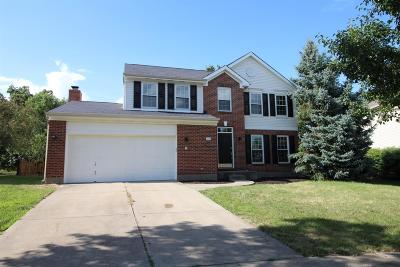 Mason Single Family Home For Sale: 5424 Prescott Court