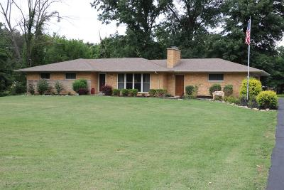 Single Family Home For Sale: 9398 McKinney Drive