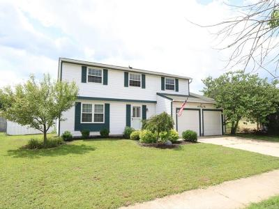Harrison Single Family Home For Sale: 635 Ridgeview Drive