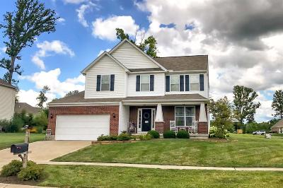 Single Family Home For Sale: 1740 Goldenrod Court