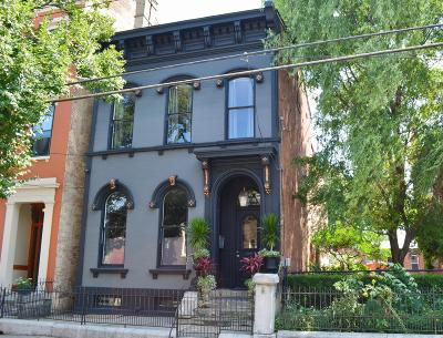 Cincinnati Single Family Home For Sale: 909 Dayton Street