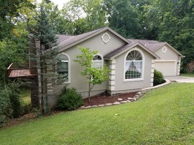Lawrenceburg Single Family Home For Sale: 19492 Knollwood Drive