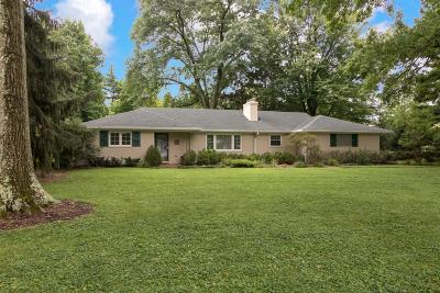 Indian Hill Single Family Home For Sale: 7995 Remington Road