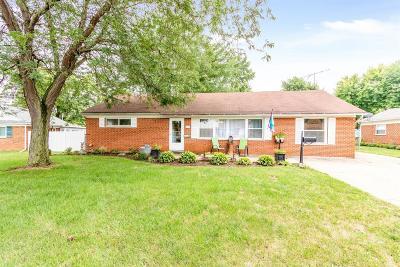 Single Family Home For Sale: 847 Vinnedge Avenue