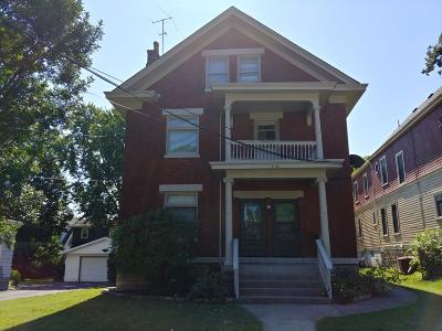Norwood Multi Family Home For Sale: 4122 Forest Avenue